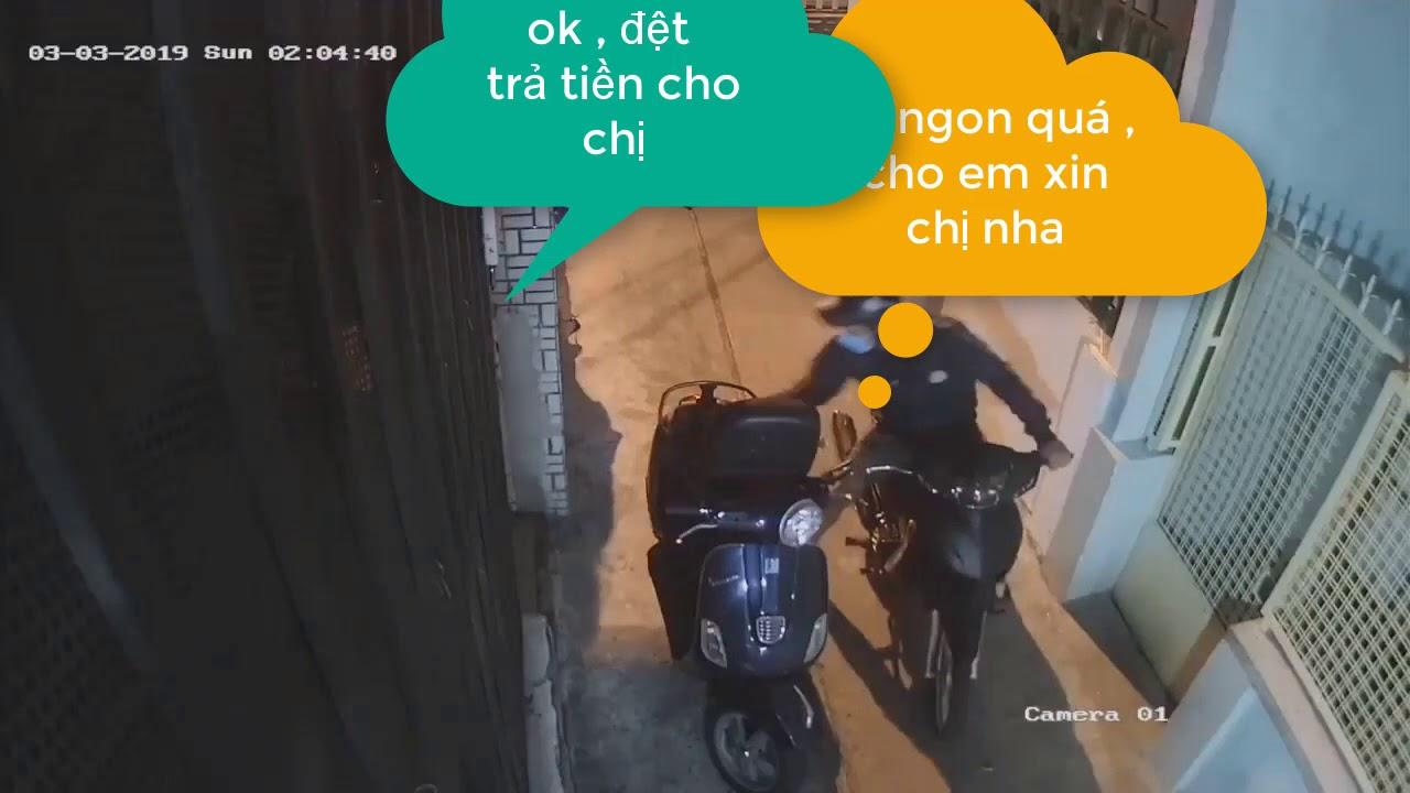 Phút Giây Cảnh Giác -  Trộm Vào nhà như chốn không người [Part 1]