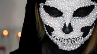 Jak na Perlovou Smrtku Halloween Tutorial