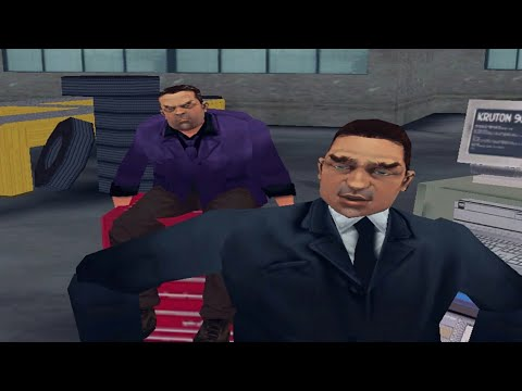 GTA 3 The Leone Family Do Revenge On Claude For Killing Salvatore Leone