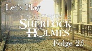 [LP] Das Testament des Sherlock Holmes: Folge 25 - Bombenstimmung (PC - Deutsch)