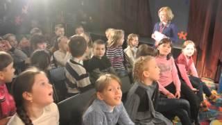 видео Экскурсия для школьников в Музей анимации