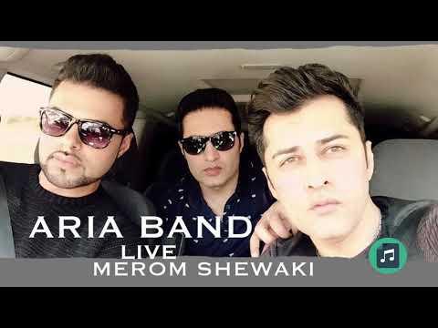 ARIA BAND - LIVE - MEROM SHEWAKI
