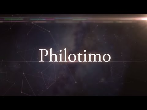 The Greek Secret of Philotimo