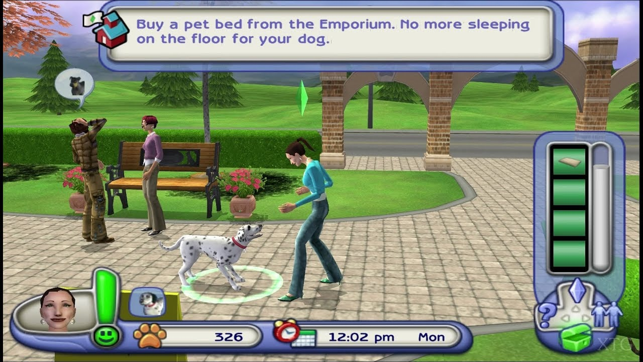 The Sims 2 Pets Ps2 Gameplay Hd Pcsx2 Youtube