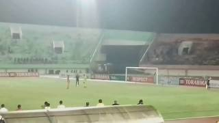 Begini Jalannya Adu Penalti PBFC Vs Madura United Di Delapan Besar Piala Presiden 2017