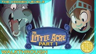 The Little Acre Walkthrough Guide (Xbox One) Part 1