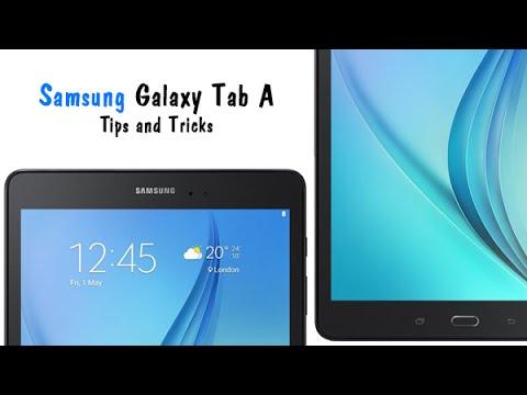 Samsung Galaxy Tab A - Tips and Tricks | H2TechVideos