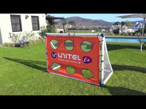 UNITEL T+ CAPE VERDE SOCCER GOAL - JURO TRADING
