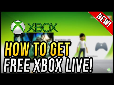 HOW TO GET FREE XBOX LIVE GOLD - 100% WORKING SEPTEMBER 2016 - How to Get Xbox Live Gold For FREE!