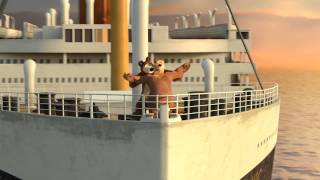 Маша и Медведь - Титаник