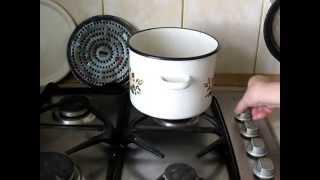 видео Как варить манку на молоке: пропорции