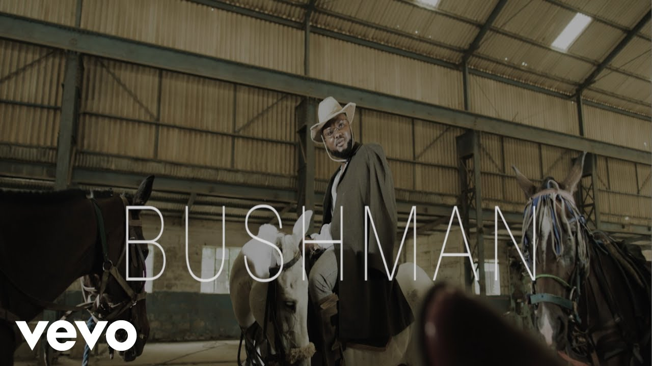 Dr Dolor, Slimcase, Broda Shaggi - Bushman (Official Video)