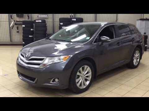 2015 Toyota Venza LE AWD Review