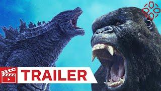 Godzilla Kong ellen - magyar előzetes #1