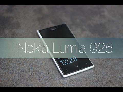 Review en español del Nokia Lumia 925