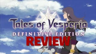 Tales of Vesperia: Definitive Edition Review -  A Remarkable Remaster (Video Game Video Review)