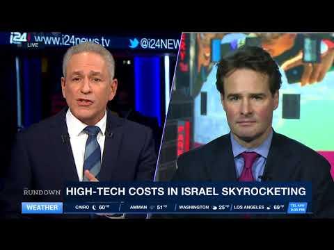 As the US dollar falls how is the Israeli Shekel responding?