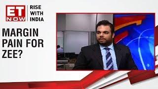 Karan Taurani of Elara Capital on Zee Q1 results