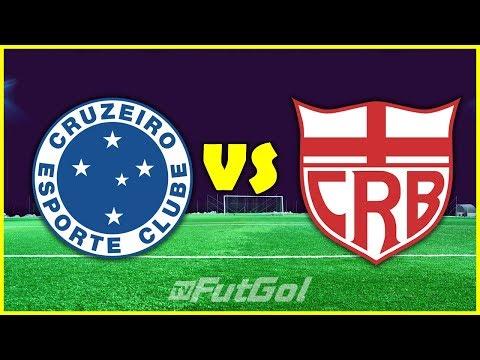 CRUZEIRO X CRB AO VIVO | COPA DO BRASIL | PARTIDA DE IDA | 11/03/2020
