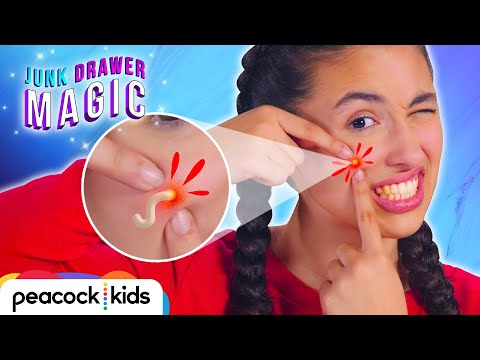 Pimple Remover Trick | JUNK DRAWER MAGIC