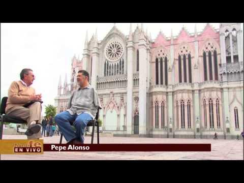 Nuestra Fe en vivo - 2014-6-16 - Tony Meléndez, P. Eusebio Salazar