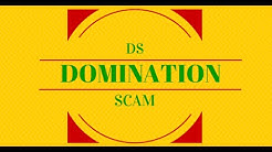 """DS Domination Scam""