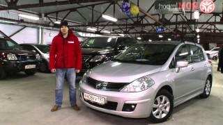 Характеристики и стоимость Nissan Tiida 2010 год (цены на машины в Новосибирске)