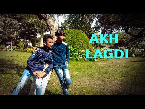 Akh Lagdi | Akhil | AMH Boys | Desi Routz | (full song)Latest punjabi video 2018