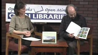 Open Books, 2010: Pepper Trail, Environmentalist and Poet
