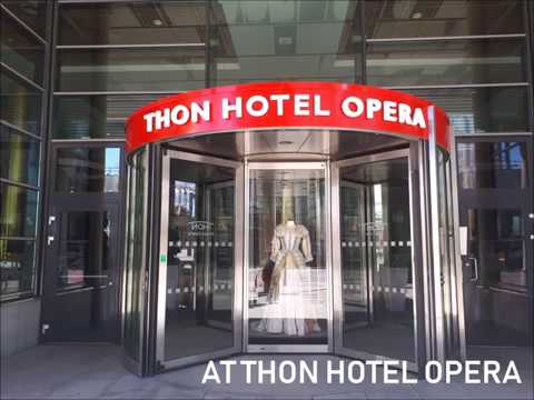 INTERNSHIP THON HOTEL OPERA OSLO