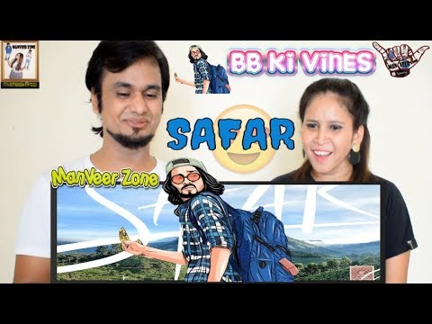 Bhuvan Bam || Safar || Official Music Video || Indian Reaction