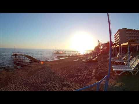 Turkish sunset short Timelapse