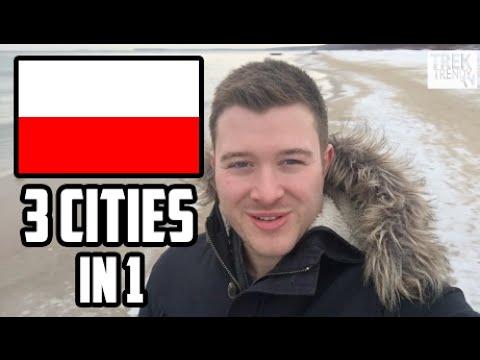 THE 3IN1 POLISH CITY - Gdansk, Sopot & Gdynia