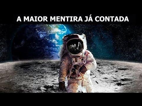 PROVAS DEFINITIVAS DE QUE A NASA NUNCA FOI À LUA - Será Verdade?