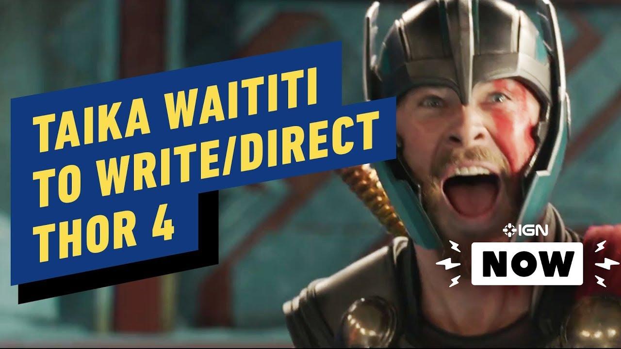 Thor: Ragnarok director Taika Waititi will return for Thor 4
