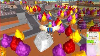 Roblox Super power training Simulator #Bölüm 1