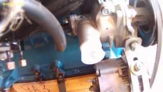 Новый двигатель на Ваз-2106.