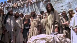 Jesus heals paralysed man