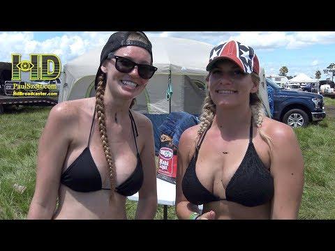 Okeechobee Mudfest (Single Women, Scrap Yard Car)