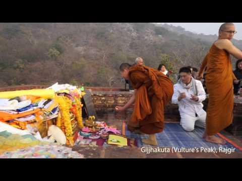 India/Nepal Buddhist Pilgrimage 2016