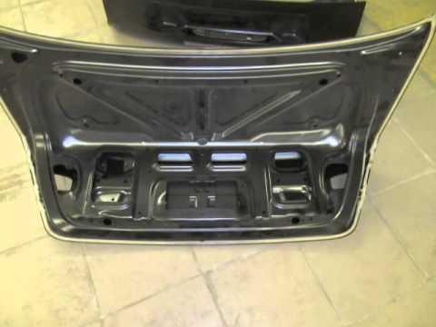 Крышка багажника БМВ 3 серии Купэ Е92 Е93 41617168515 5 ая дверь BMW 3 series E92 E93 Coupe