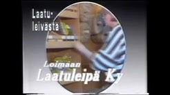 Loimaan TV (LTV) - mainoksia vuodelta 1994