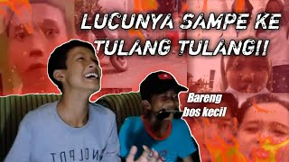Try not to laugh!! Ketawa batal puasa? |#edisingabuburit