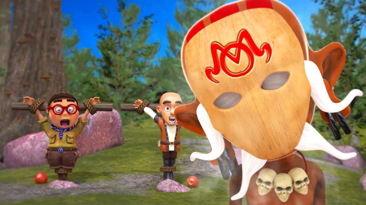 Aventuras de Oko y Lele | Episodio 41 - La Máscara | Dibujos Animados Divertidos
