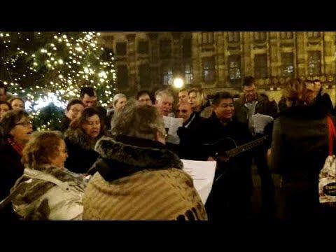 Kerstliederen Amsterdam Centrum