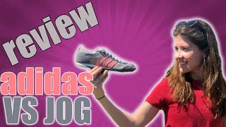 Adidas VS JOG Review. Una zapatilla retro ideal para el verano!