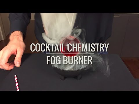 Advanced Techniques - How To Make The Fog Burner