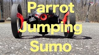 Parrot Jumping Sumo Review, Finally an RC Toy That Jumps Like Crazy