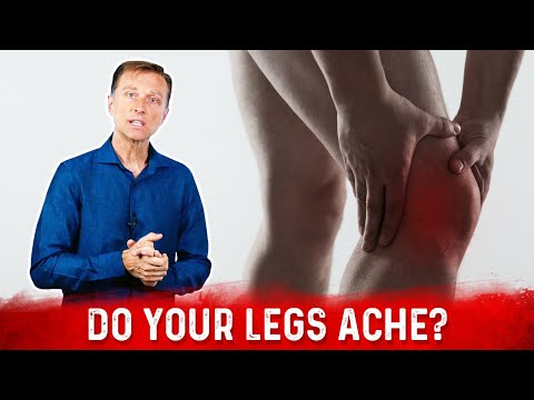 11 Causes of Achy Legs