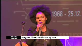 Zahara's tribute to #RobbieMalinga